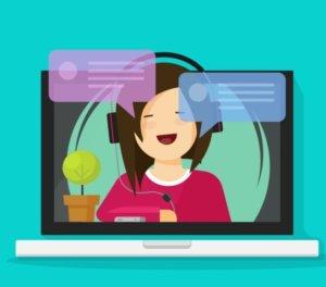 Chiedi supporto psicologico online