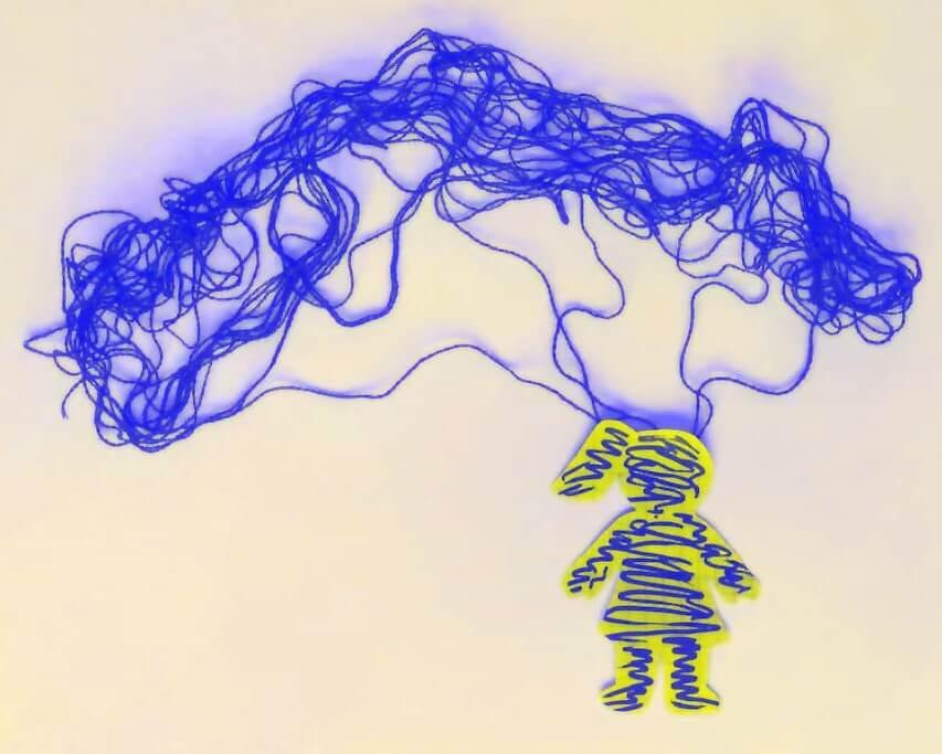 Pensieri intrusivi disturbanti e pensieri normali: ci sono differenze?