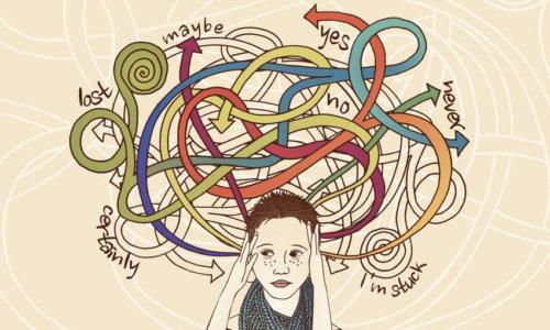 Fermare pensieri disturbanti e ricorrenti? La soppressione non funziona! Ecco alcune valide alternative