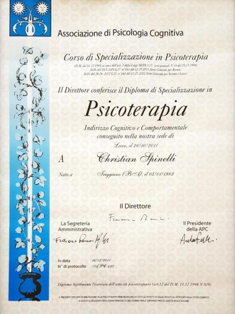 dott-spinelli-specializzato-in-psicoterapia-cognitivo-comportamentale-bari-2